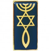 Lapel Pin Grafted In
