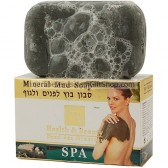 Health and Beauty Mineral Mud Soap