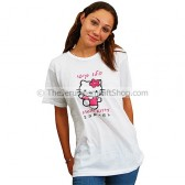 Hello Kitty Israel TShirt