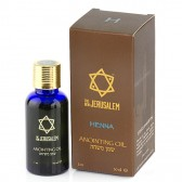 The New Jerusalem 'Henna' Anointing Oil - 30ml