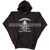 IDF - My Secret Job Hoodie