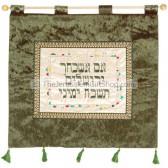 If I forget thee O Jerusalem - Hebrew