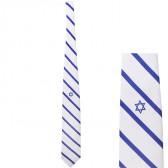 Tie - Israeli Flag