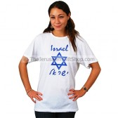Star of David Israel T-Shirt