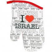 I Love Israel Oven Glove