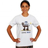 Israel Camel T-Shirt