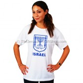 State of Israel Emblem T-Shirt