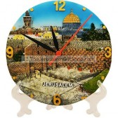 3D Jerusalem Western Wall Clock