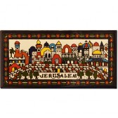 Wall Tile 'Jerusalem' Rectangle