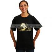 Jerusalem Peace Dove T-Shirt