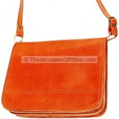 Jerusalem Leather Womens Shoulder Bag
