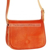 Jerusalem Leather Ladies Shoulder Bag