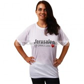 Jerusalem is for Peace Lovers Tshirt