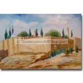 Old City Walls Jerusalem