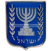 Lapel Pin Israel Menorah