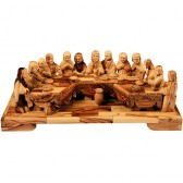 The Last Supper - Jesus with His Apostles in Upper Room