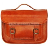 Jerusalem Leather Business Bag