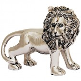Lion of Judah - Silver - Freestanding Ornament
