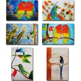 Makor HaTikva 'Exotic Bird Collection' Card Set