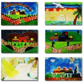 "Makor HaTikva ""City of David"" Card Set"
