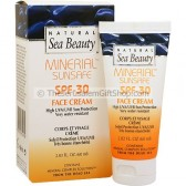 Minerial SunSafe Face Cream SPF-30