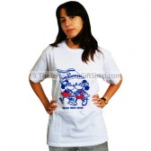 Minnie and Mickey Mouse Shalom TShirt