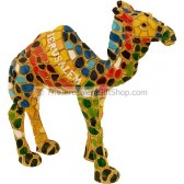 Mosaic Camel Standing - Jerusalem