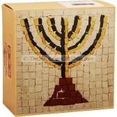 Mosaic Kit - Menorah