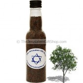 Mustard Seeds from the Holy Land - Black