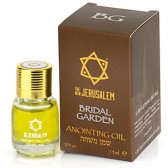 The New Jerusalem 'Bridal Garden' Anointing Oil - 7.5ml