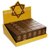 The New Jerusalem Display Case Anointing Oil - 30 X 10ml