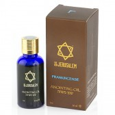 The New Jerusalem 'Frankincense' Anointing Oil - 30ml