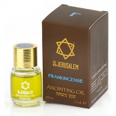 The New Jerusalem 'Frankincense' Anointing Oil - 7.5ml