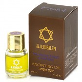 The New Jerusalem 'Frankincense & Myrrh' Anointing Oil - 7.5ml