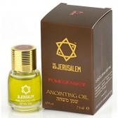 The New Jerusalem 'Pomegranate' Anointing Oil - 7.5ml