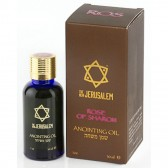 The New Jerusalem 'Rose of Sharon' Anointing Oil - 30ml