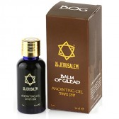 The New Jerusalem Balm of Gilead Anointing Oil - 30ml
