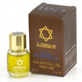 The New Jerusalem 'Holy' Anointing Oil - 7.5ml