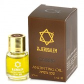 The New Jerusalem 'Cassia' Anointing Oil - 7.5ml