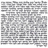 Kosher Parchment