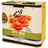 2 Liter 'Pereg' 100% Extra Virgin Olive Oil from Israel
