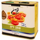 2 Liter 'Pereg' 100% Extra Virgin Olive Oil from Israel