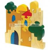 Puzzle - Jerusalem Design