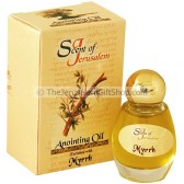 Scent of Jerusalem - Anointing Oil - Myrrh