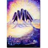Books of Moses - Mount Sinai