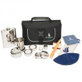 Ten Piece 'Shabbat Away' Travel Set