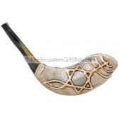 Silver Shofar Grafted In