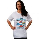 The Smurfs - Hebrew Tshirt