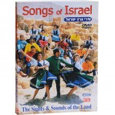 Songs of Israel DVD