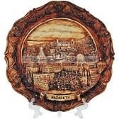 Souvenir 3D Plaque - Nazareth